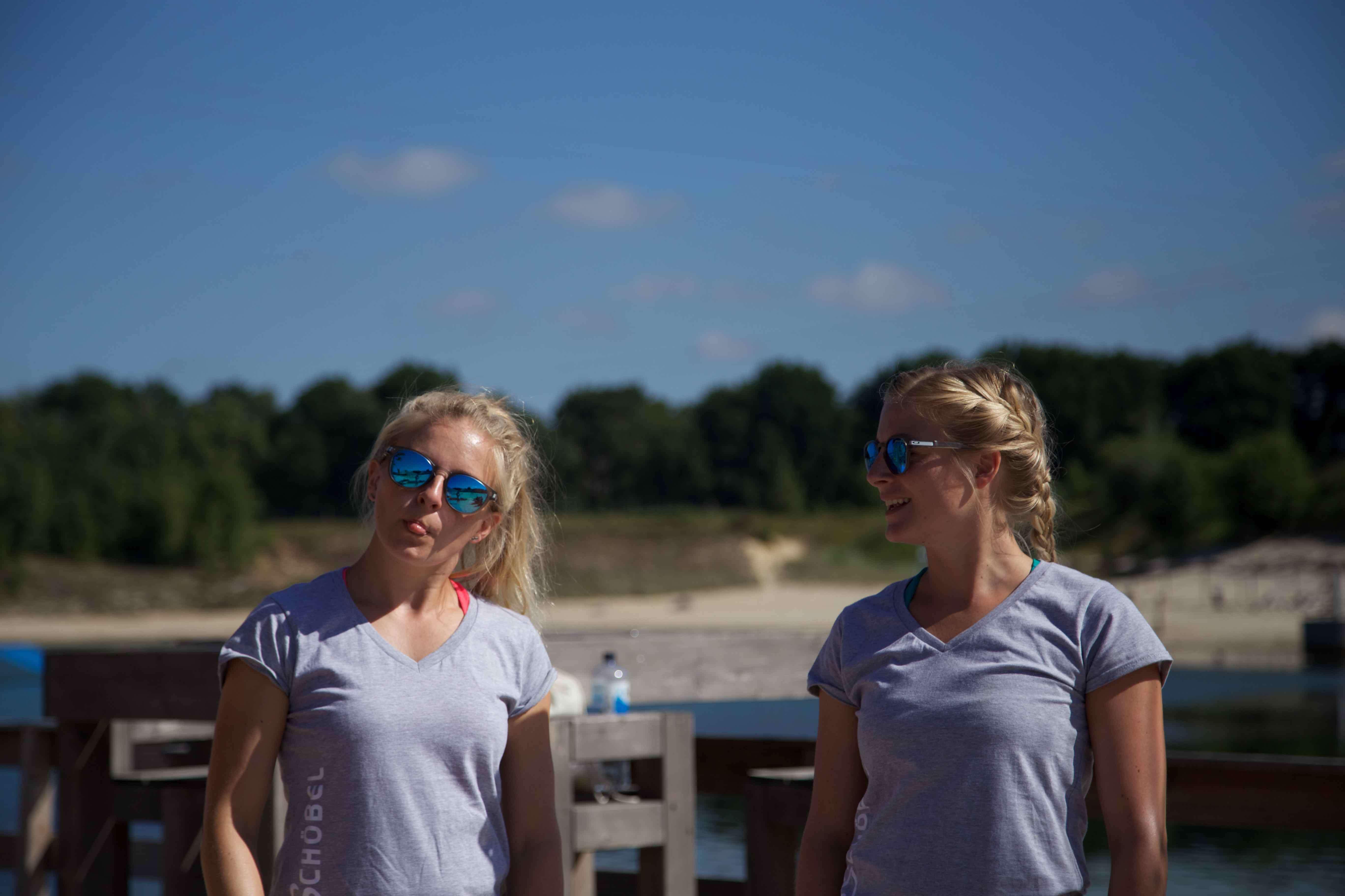 TwinFit Hanna und Lena