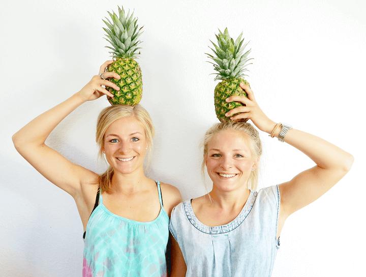 Hanna & Lena | Bloggerinnen von TwinFit