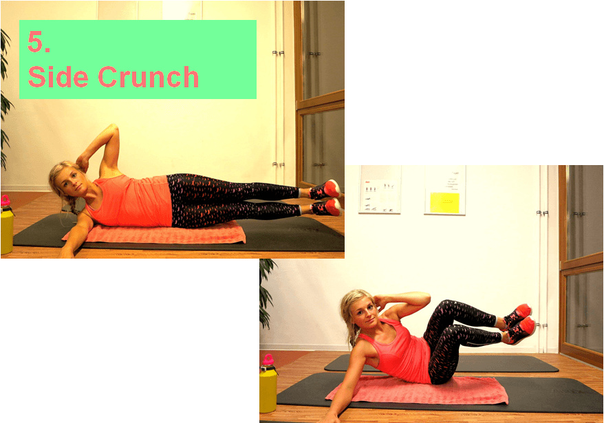 Side Crunch