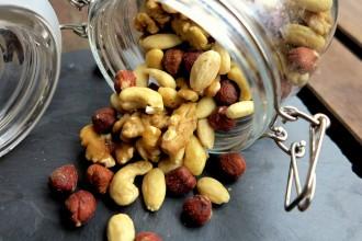 Kohlenhydrate Nüsse