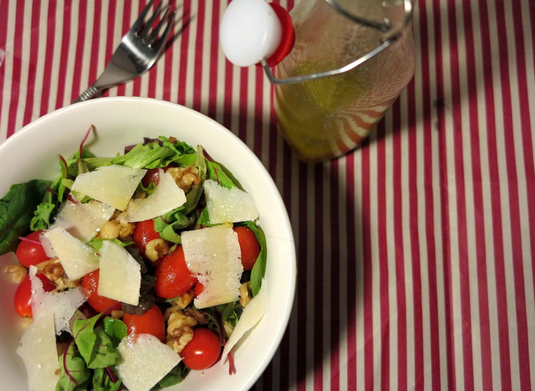 italienischer salat low carb twinfit. Black Bedroom Furniture Sets. Home Design Ideas