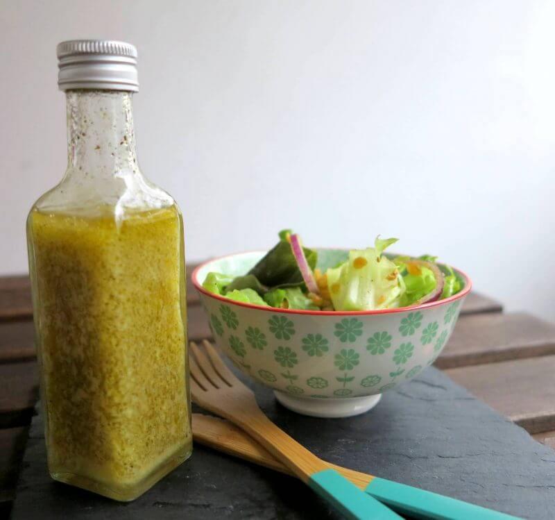 salatsoße senf