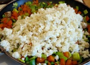Low Carb Reis