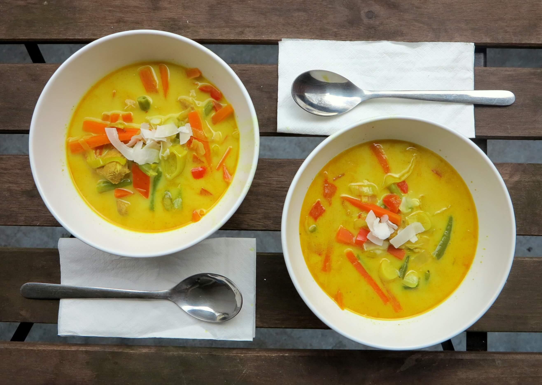 thai curry suppe low carb rezept twinfit. Black Bedroom Furniture Sets. Home Design Ideas