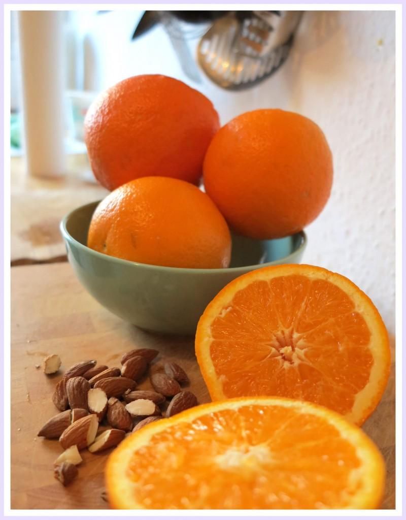 Fruchtige Orange, süße Mandeln und aromatische Vanille geben den besonderen Geschmack