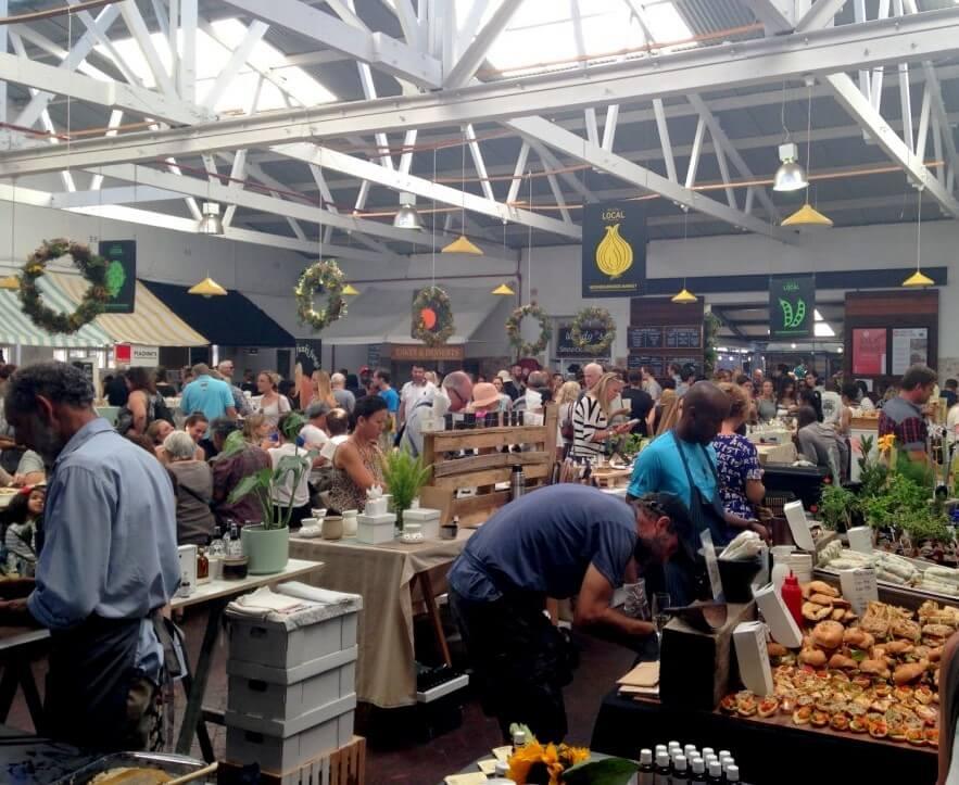Neighborgoodsmarket Südafrika