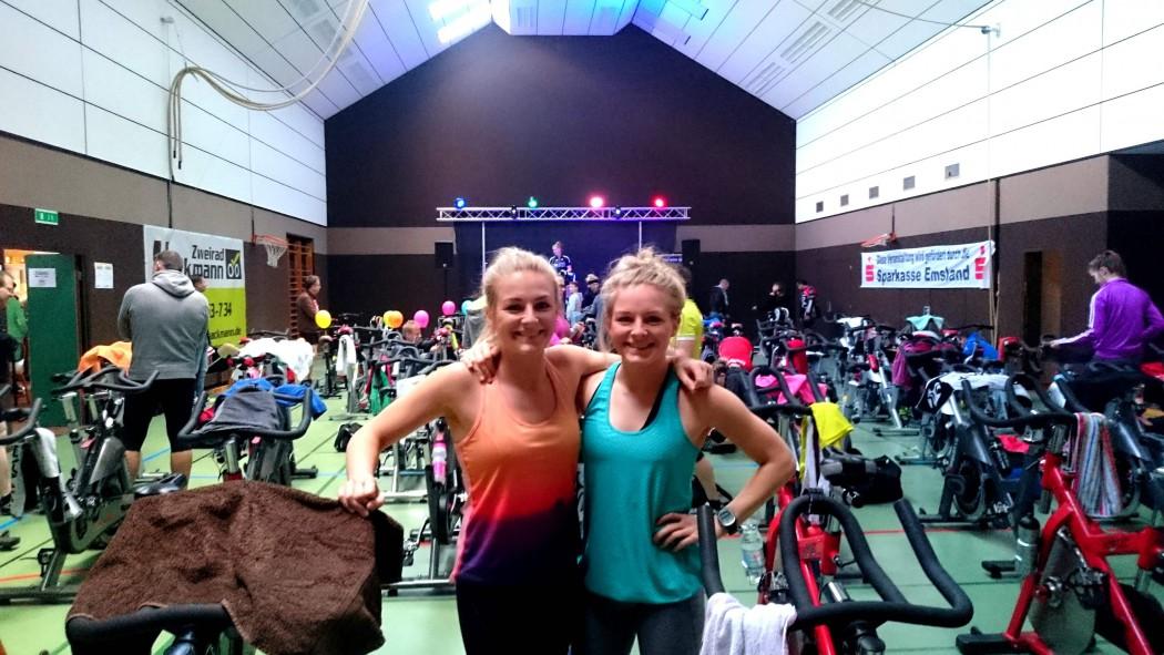 Indoor Cicling Marathon