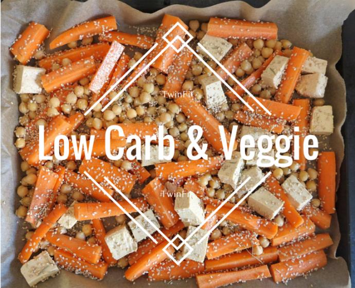 Gemüse aus dem Ofen
