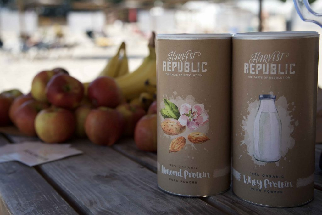 Proteinshakes Harvest Republic