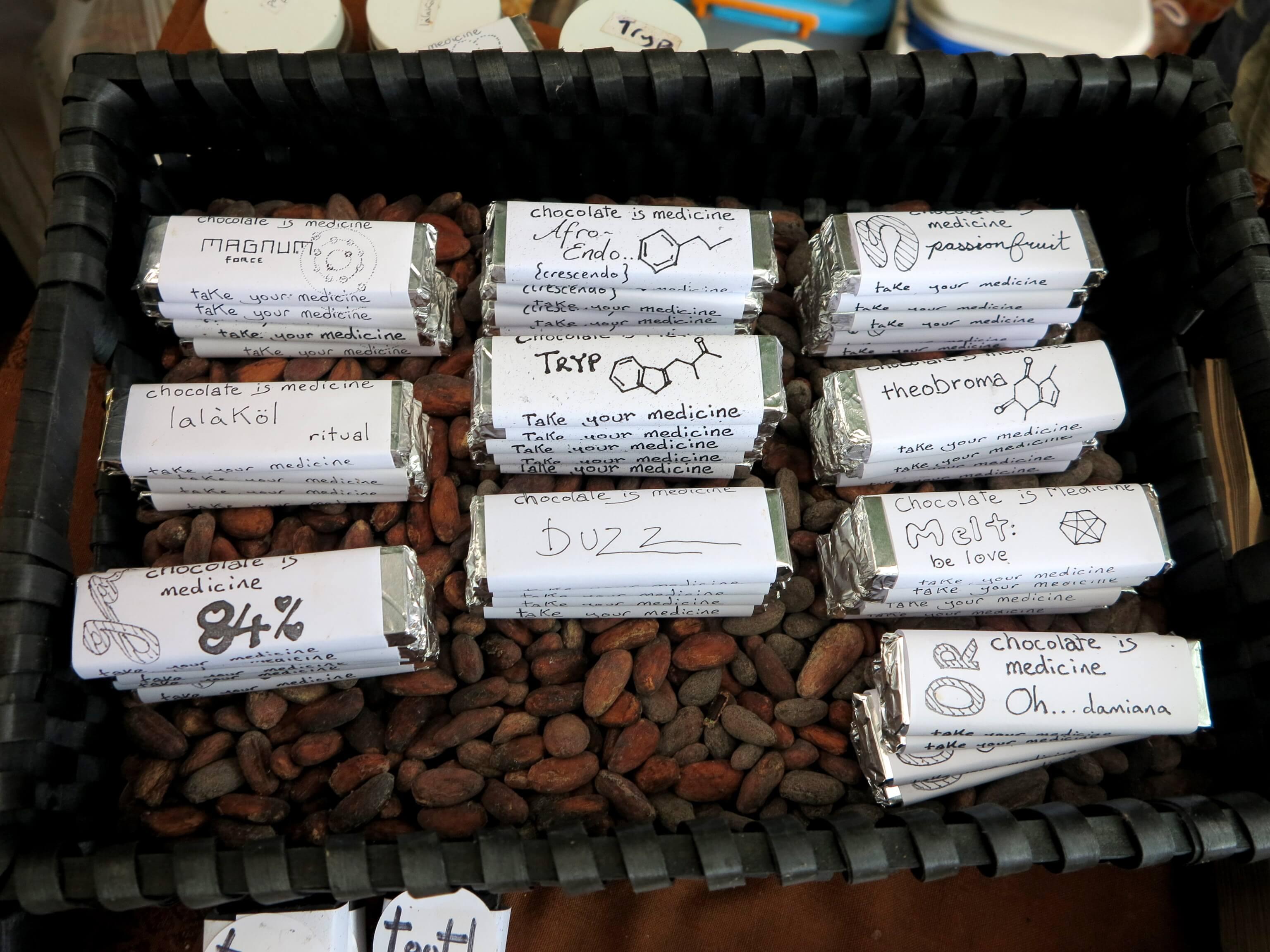 Organic Chocolate mit hohem Kakaoanteil