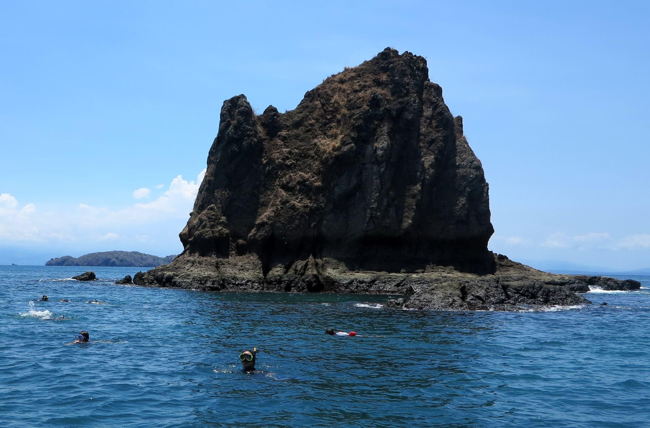Schnorcheln an den Riffen der Tortuga Islands