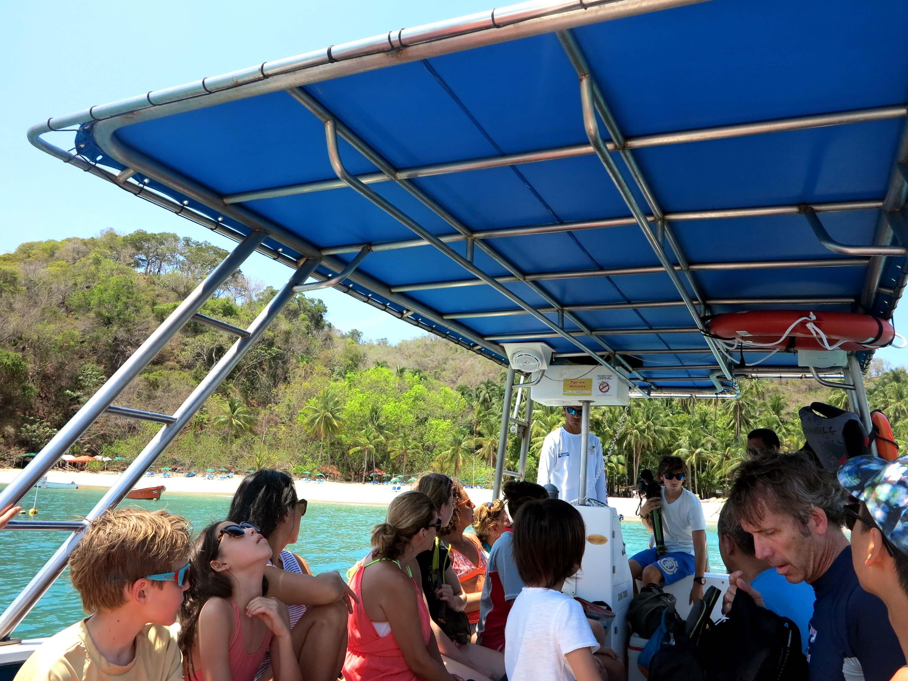 Schnorcheltrip zu den Tortuga Islands