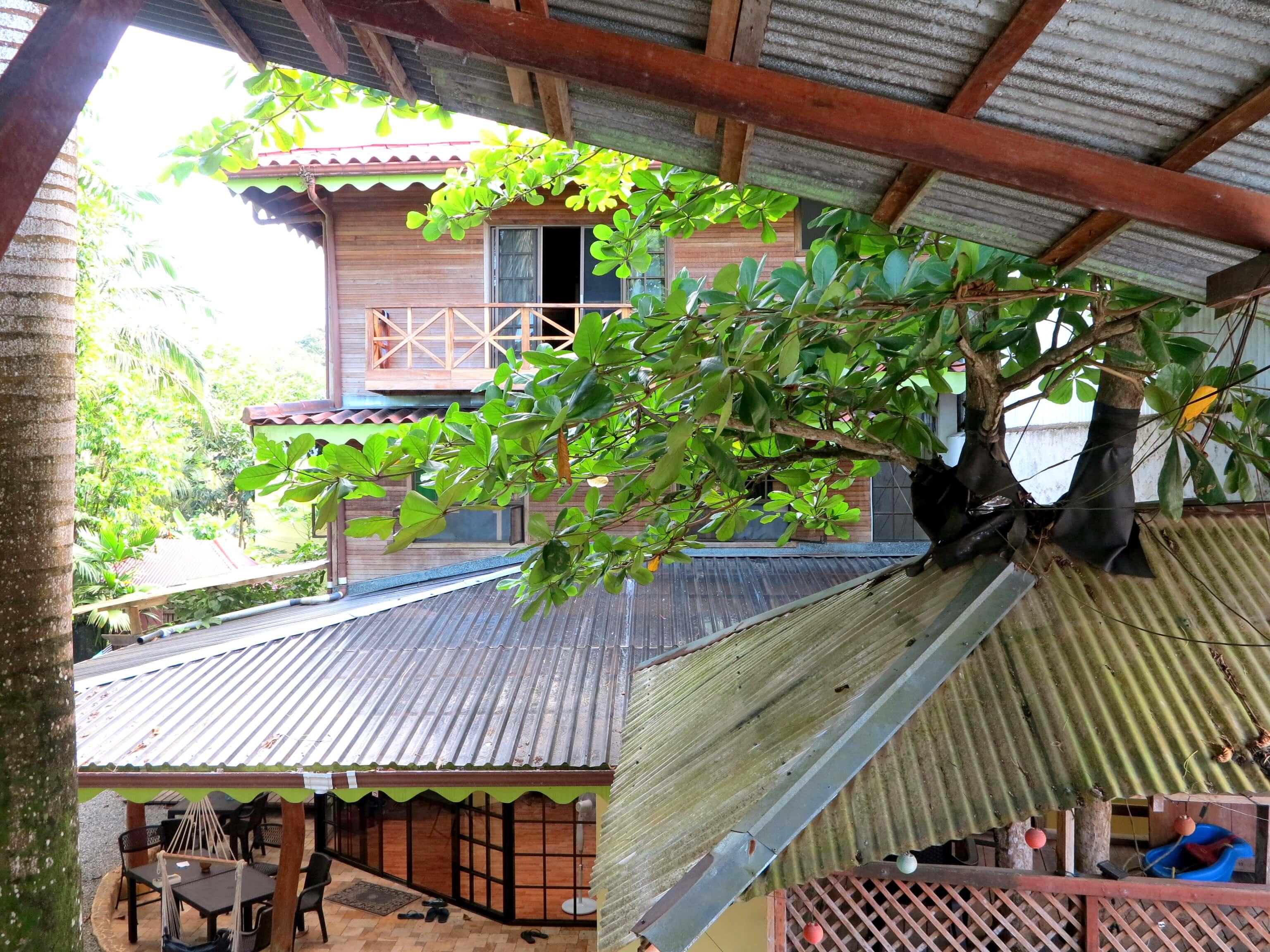 Tolle Möglichkeiten zum Entspannen im Hostel Sec & Secure in Puerto Viejo