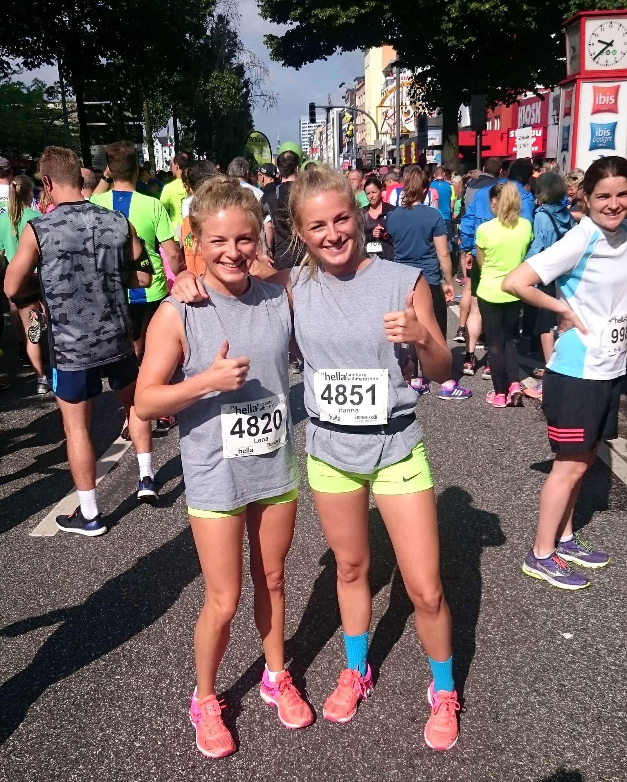 TwinFit beim Hella Halbmarathon