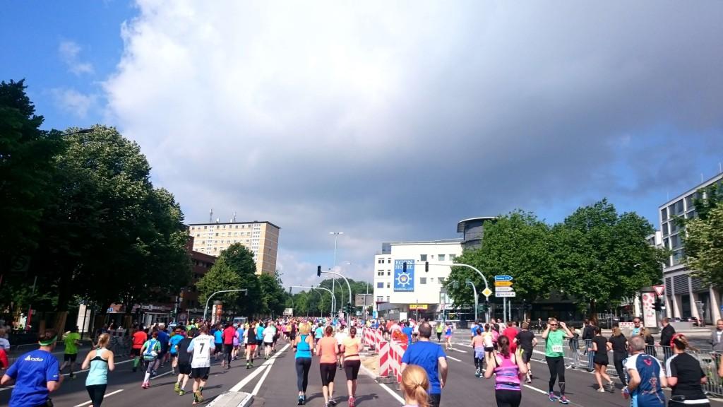 22. Hella Halbmarathon Hamburg
