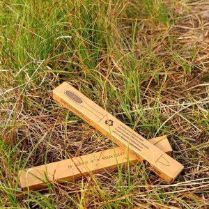 Holzzahnbürste Test