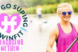 TwinFit Girls Go Suping