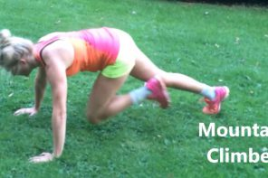Brutal HIIT Workout – 4 Fatburner Übungen