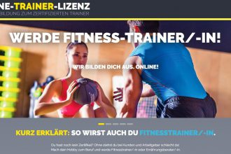 Online Trainer Lizenz