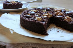 Low Carb Brownie Kuchen