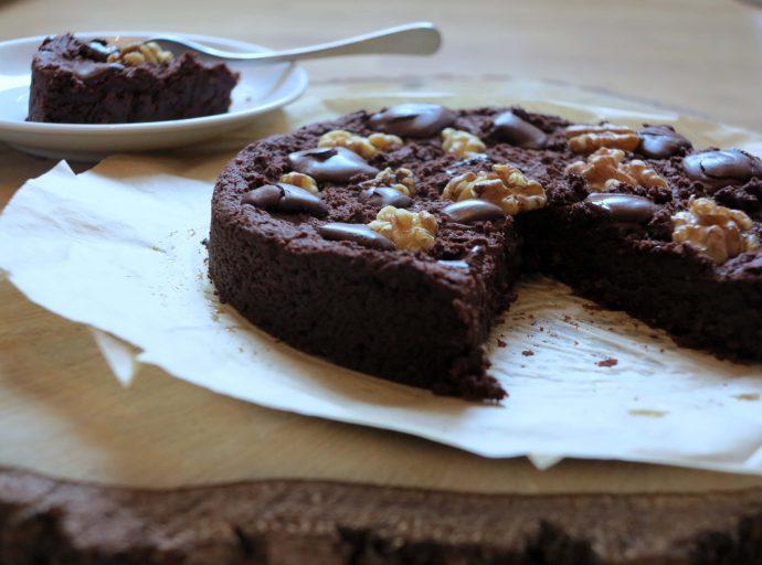 low carb brownie kuchen rezept twinfit. Black Bedroom Furniture Sets. Home Design Ideas