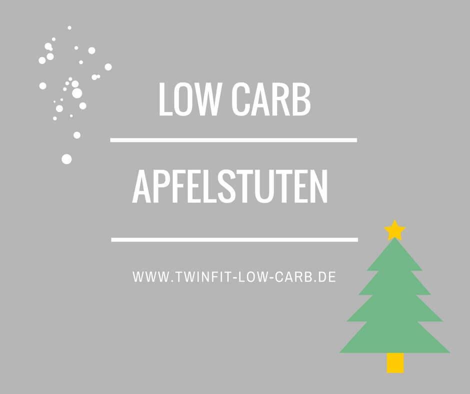 Low Carb Apfelstuten
