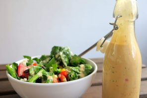 French Dressing klassisch - Low Carb Rezept