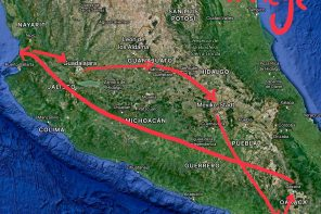 Reisebericht Mexiko - 3 Wochen quer durchs Land