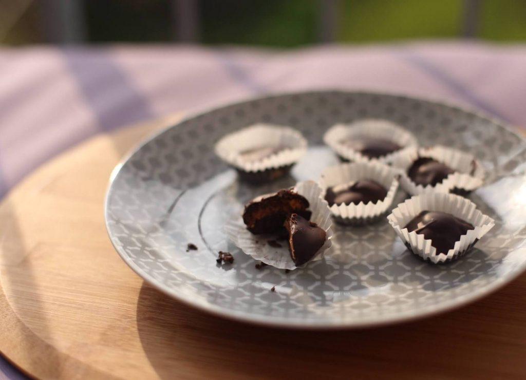 Peanut Butter Cups Rezept - Reese´s selber machen