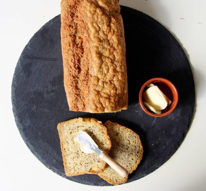 Toastbrot Low Carb aus Rote Linsen - & Kichererbsen Mehl