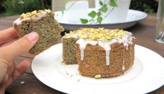 Saftiger Low Carb Avocado Kuchen ohne Mehl