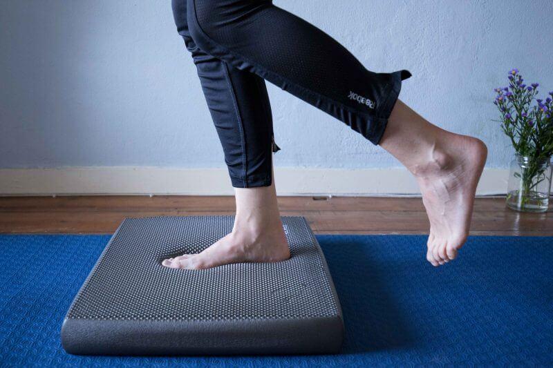 Balance Pad übungen