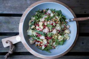 Low Carb Blumenkohl Salat