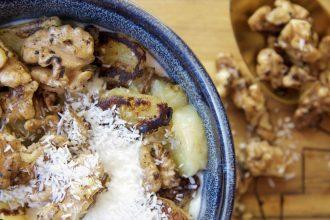 Tropical Breakfast - Low Carb Frühstück mit Ananas