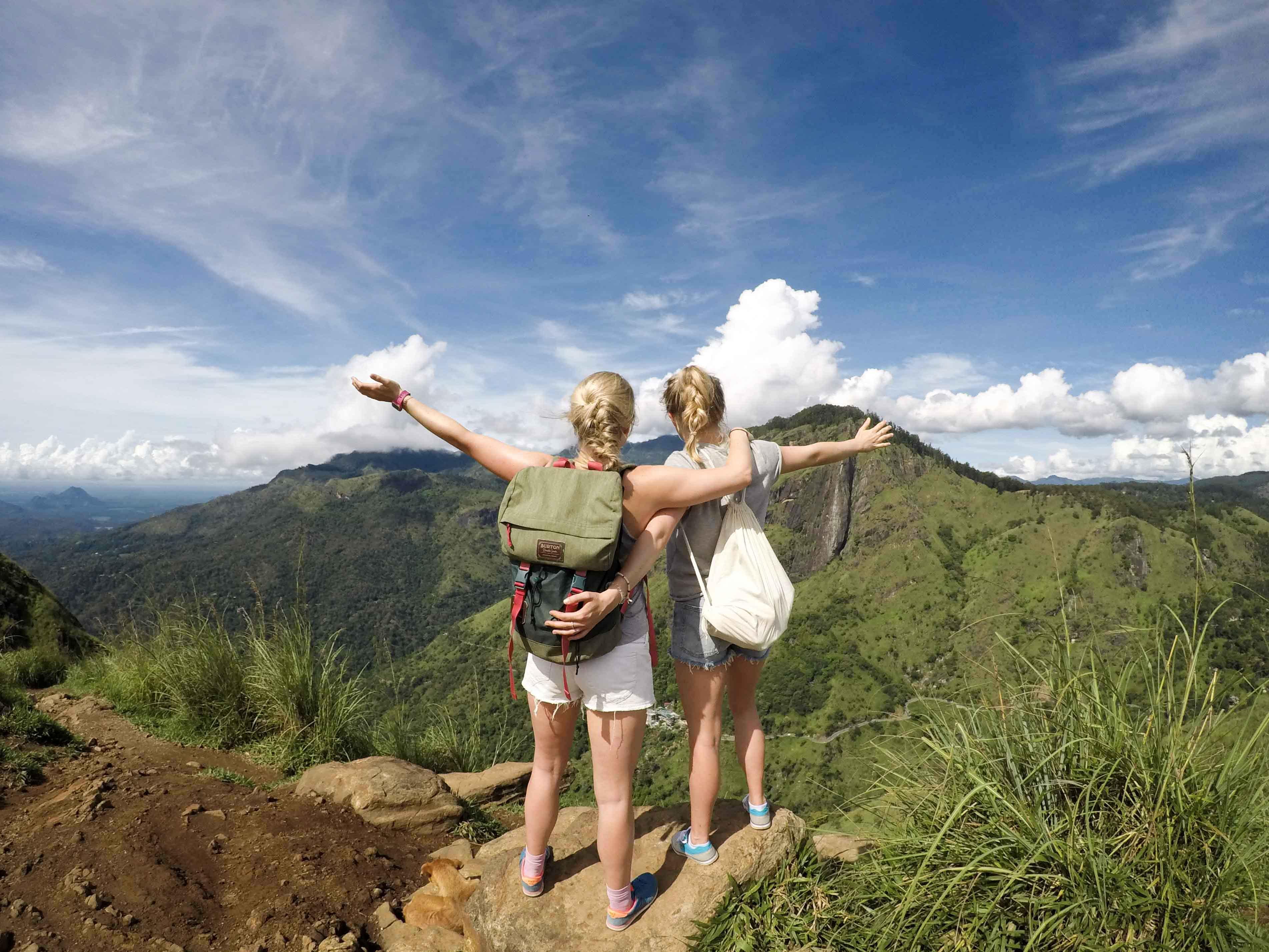 Little Adams Peak - Ella