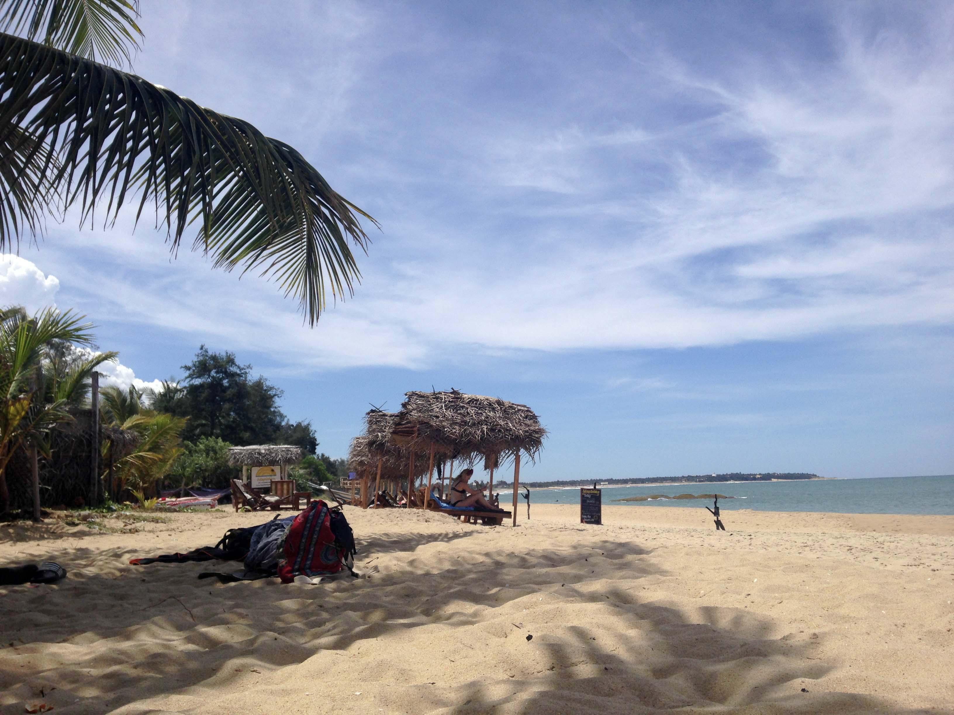 Strand Arugam Bay
