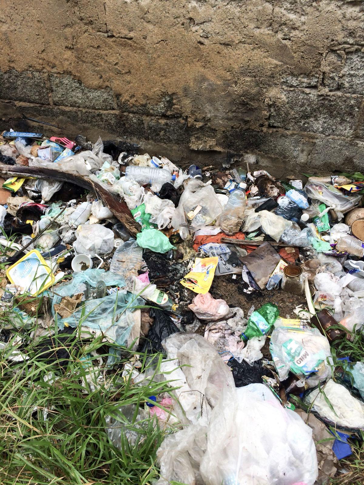 Sri Lanka hat wie viele asiatische Länder ein großes Müllproblem