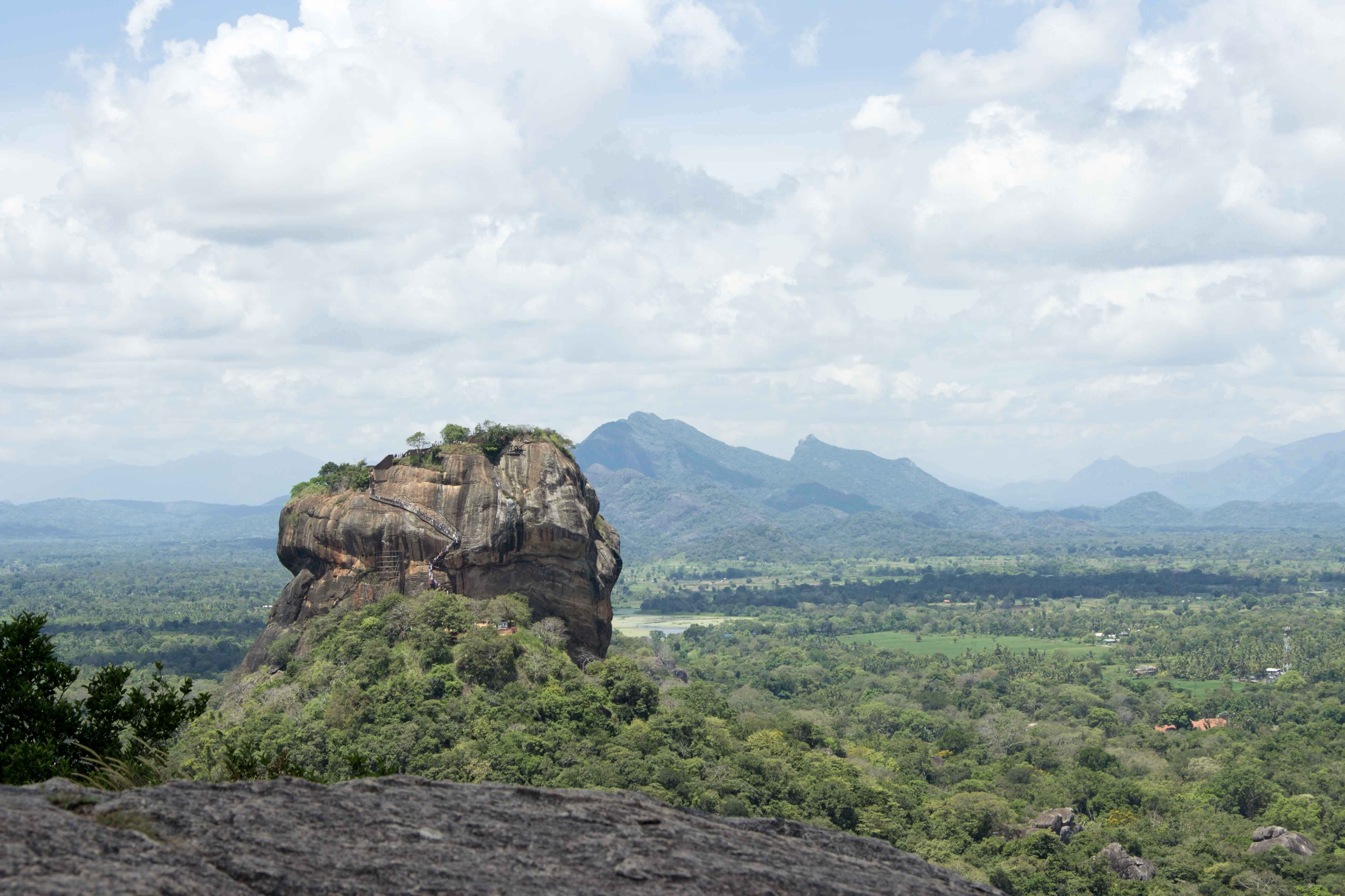 Lions Rock - Sigiriya
