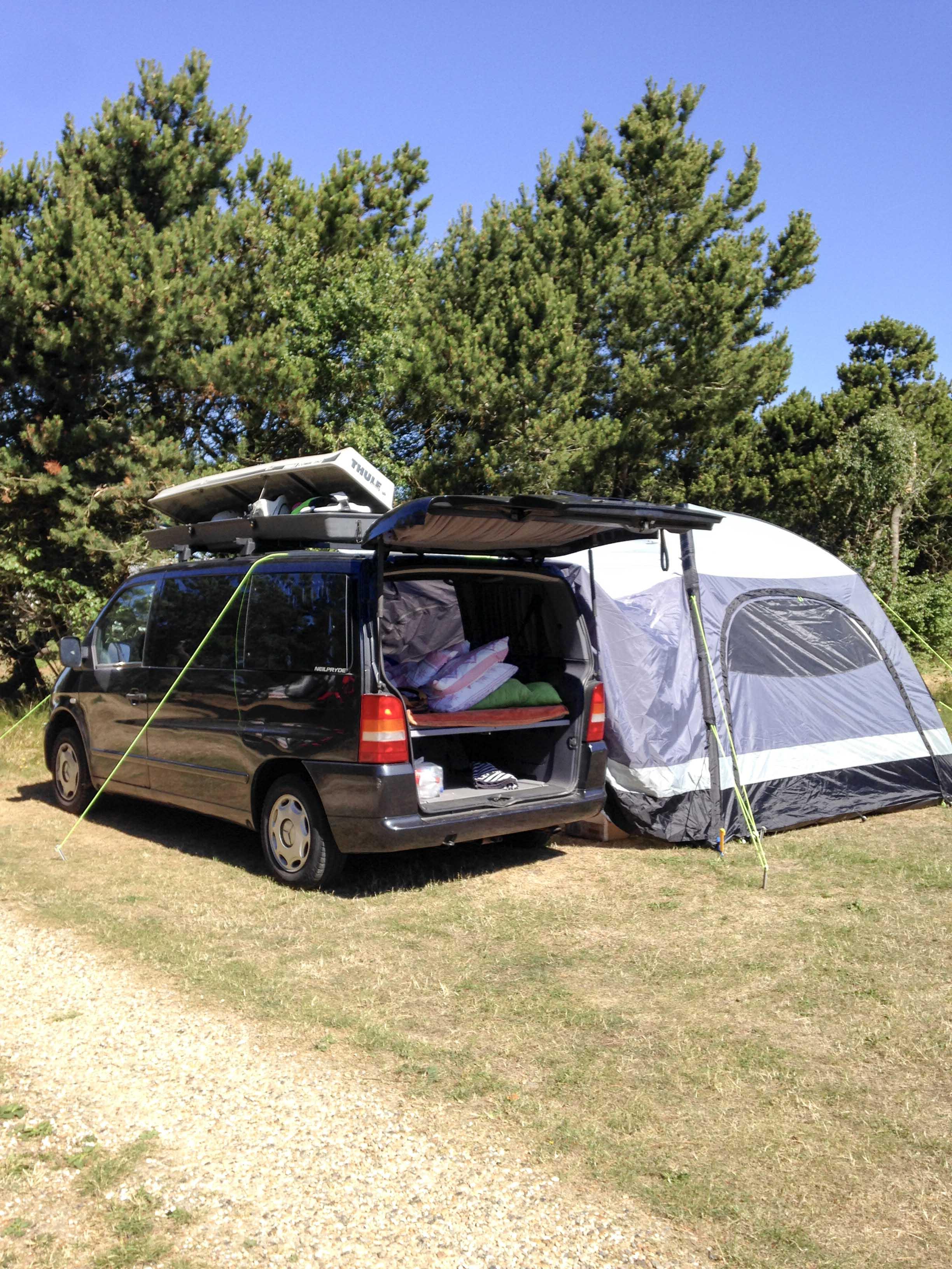 Nystrup Campingplatz in Klitmøller