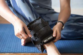 Gewichtsmanschetten für den extra Kick beim Bodyweight-Training