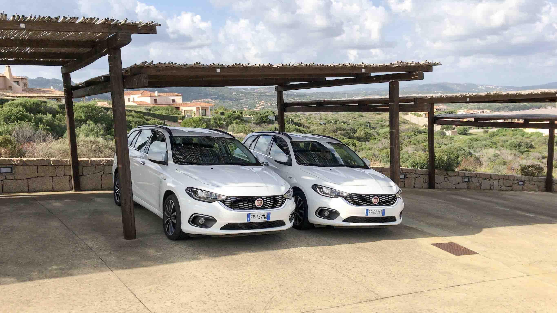 Mietautos & Parkplatz am Ferienhaus in Palau