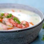 Norwegische Fischsuppe