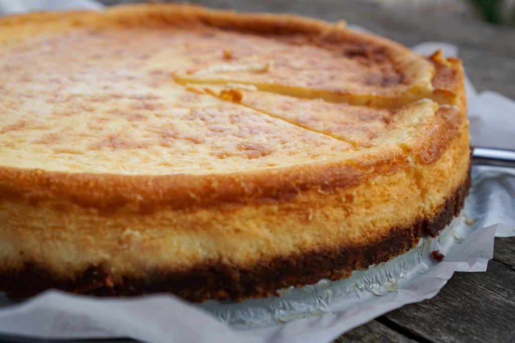 Low Carb Käsekuchen ohne Zucker