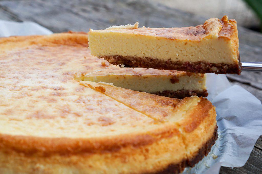 Low Carb Käsekuchen Rezept